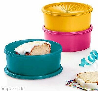 Tupperware Stackable Canisters - BRAND NEW IN BOX