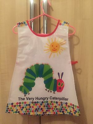 The Very Hungry Caterpillar Painting Smock / Eating Smock