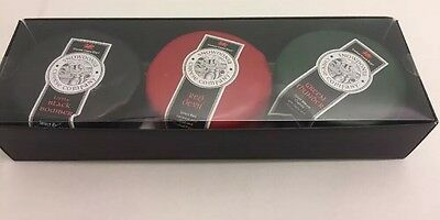 Snowdonia Cheese Trio Christmas Gift Set 3 X 200g Including Black Bomber Cheese