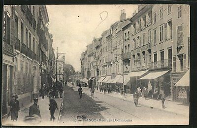 remarquable CPA Nancy, Rue des Dominicains