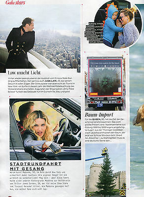 Jude Law Madonna Drew Barrymore Maggie Gyllenhaal Hilary Duff 2page Clippings