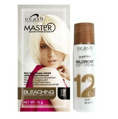 Free Shipping Dcash Master Bleaching Powder  White Hair Color