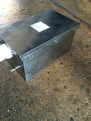 Swan Grease Trap For Commercial Kitchen Excellent Condition Stainless Steel
