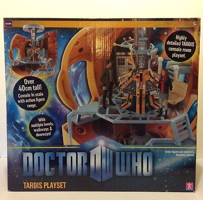 Doctor Who - 11th Doctor's Tardis Playset