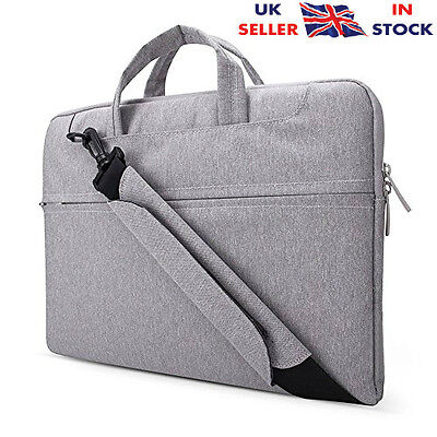 """15.4"""" 15 inch Laptop Notebook Bag Sleeve Carry Cover Case For Laptop Tablet Mac"""