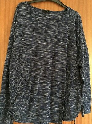 New Look Long Sleeved Maternity Top Size 16