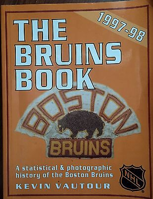 Boston Bruins Statistical & Photo History Bobby Orr Phil Esposito Stanley Cup