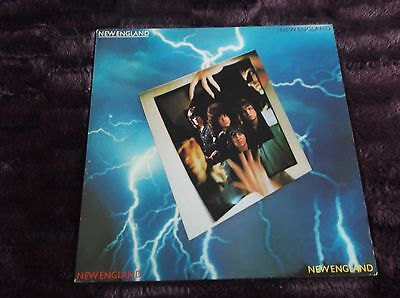 NEW ENGLAND s/t GREAT ROCK PAUL STANLEY KISS