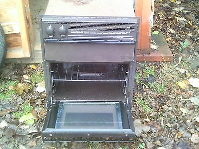 caravan oven with grill optimus 6070