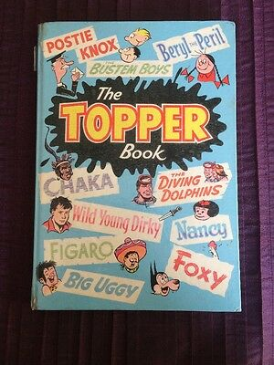 Vintage The Topper Book 1962