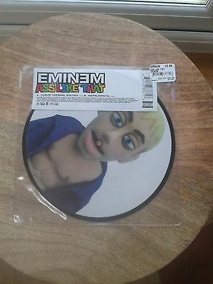 Eminem Ass like that 7inch picture disc
