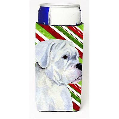 Boxer Candy Cane Holiday Christmas Michelob Ultra s For Slim Cans 12 oz.