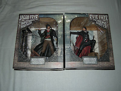 Assassin's Creed Syndicate - Diorama Jacob et Evie