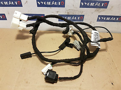 2014 NISSAN QASHQAI J11 Tailgate Rear View Camera Parking cables 240514EA0A OEM
