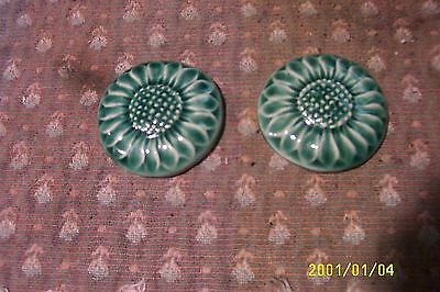 antique cast iron parlor stove tile reproductions from originals green  2 inch