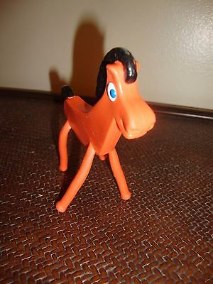 Bendable Rubber Pokey- Gumby