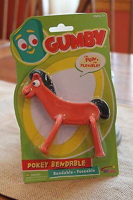 Pokey Action Figure Bendable And Poseable