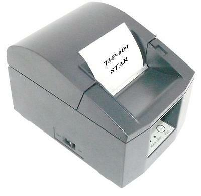 STAR TSP600 Bondrucker POS Thermo Bon Drucker