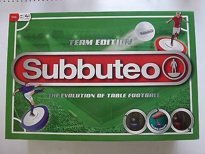 TOYS: Subbuteo Team Edition, see scans