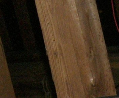 Antique  Heart Pine  Beam Architectural  Salvage