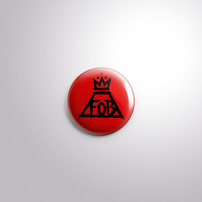 FALL OUT BOY - Pinbacks Badge Button Pin 25mm 1''