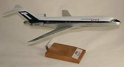 Taa Boeing B727-200 In 't-Jet' Livery Large 1:100 Precision-Built Desktop Model