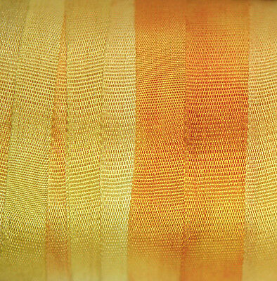 Silk Ribbon for Embroidery 7mm - 3 meters Falling Leaves