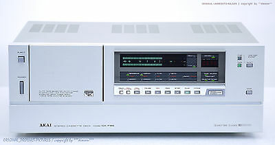 AKAI GX-F95 Vintage High-End Cassette Tape Deck 1A-Zust!! Revidiert+1J.Garantie!