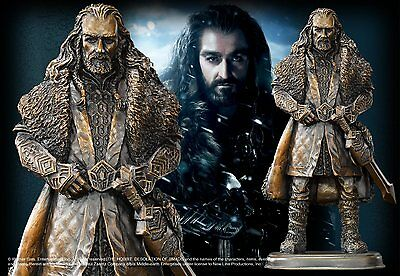 The Hobbit Thorin Bronze Sculpture SKU: NN1205 Noble Collection