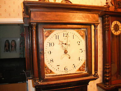30hour grandfather clock working for restoration