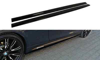 BMW F32 4 ser Side skirts M Performance sideskirt 2 pcs SIDE BAR M4 Spoiler