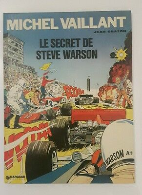 Michel Vaillant EO Le Secret De Steve W TTBE