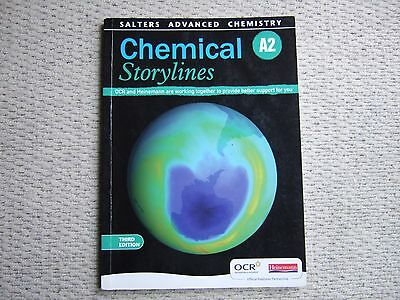 Salters Advanced Chemistry: Chemical Storylines A2 by Pearson Education...