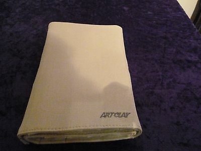 Art Clay Canvas Tool Case (tools not included)
