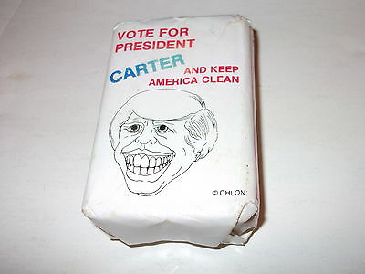 "President Carter, ""Jimmy Carter bar of soap"" Democratic Convention, New York. 19"