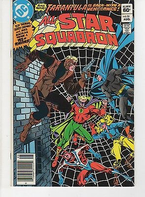 All Star Squadron 24 (FN)