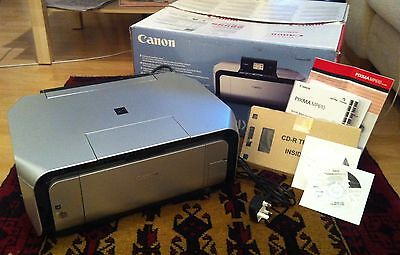 Canon Pixma MP610 All-in-One Inkjet Printer