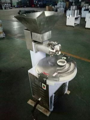 DOUGH DIVIDER AND ROUNDER with AUTOMATIC Hopper PROCESSING   WATCH VIDEO