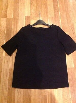 Bnwot Next Black Top Size 8 Must See !!