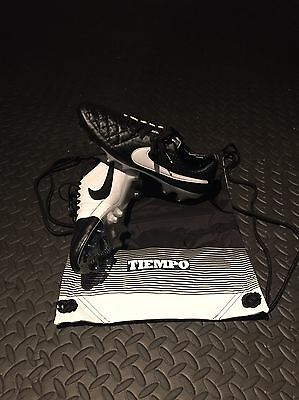 Brand New Nike Tiempo Legend V Firm Ground Football Boots Size 12 Uk Men's
