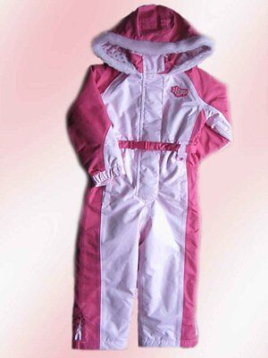 Girls' Pink Ski Costume Snowsuit 3 Years New with Tags