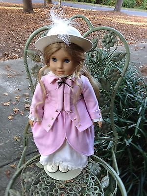 Wonderful American Girl Elizabeth Cole Doll With Extra Outfit