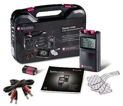 Reizstromgerät - Mystim - Tension Lover Reizstrom Stimulation Wellness Massage