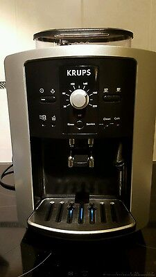 krups ea 8080 bean to cup coffee machines