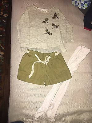 Zara Girls Outfit 4-5