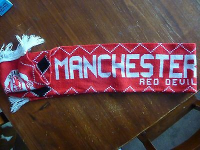 '' Manchester United '' Football  Neck Scarf