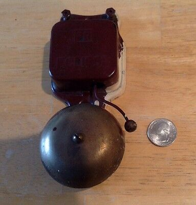 Vintage Eclipse PR Doorbell, untested