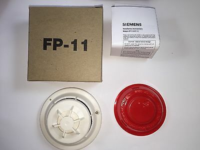 Siemens FP-11 Addressable Intelligent Smoke Detector - Fire Photo FirePrint