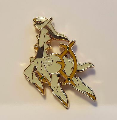 POKEMON Arceus Pin from the Generations Mythical Pokemon Collection
