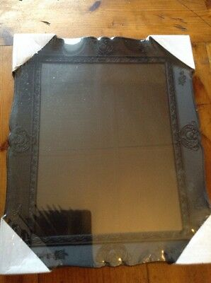 Black 8 X 10 Regency Photo Frame From Urban Outfitters Decorative Vintage Style